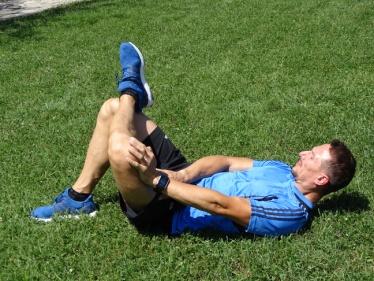 Raztezanje ritnih mišic